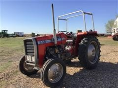 Massey Ferguson 245 2WD Compact Utility Tractor