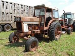 1971 International F1066 2WD Tractor