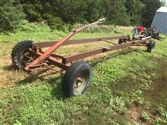 Electric Wheel Header Trailer
