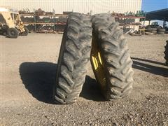 320/85R34 Tires & Rims