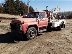 1975 Ford F600 Tow Truck