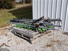 2011 Besler 3 Tine Drag Harrow