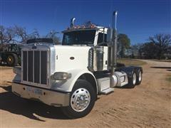 2009 Peterbilt 388 T/A Truck Tractor