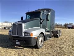 1998 Kenworth T600 T/A Truck Tractor