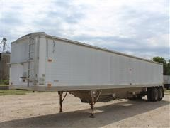 1997 Timpte H4222 T/A Hopper Bottom Trailer