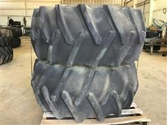 24L-26 Mounted Windrower Bar Tires