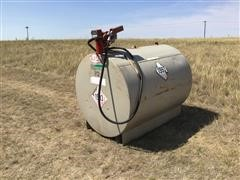 Eaton 500 Single Wall Bulk Fuel Tank W/Pump