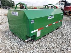 Duo Lift 750-Gal Bulk Fuel Tank