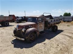 1940 Ford 098T Farm Truck W/manure Box