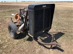 Ford 200 Power Unit With Berkley Pump