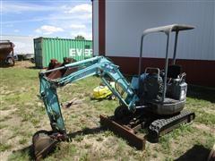 Kobelco SK15 Mini Excavator