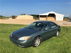 2007 Ford Taurus SEL Car