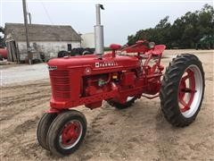 1946 International Harvester Farmall H 2WD Tractor