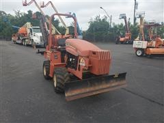 2013 DitchWitch RT45 4x4 Trencher