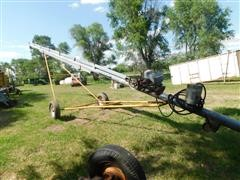 Speed King Hutchinson Auger