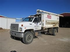 1991 Chevrolet TopKick Feed Delivery Truck