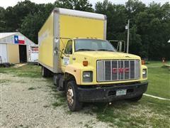 1994 GMC C7500 Topkick Box Truck