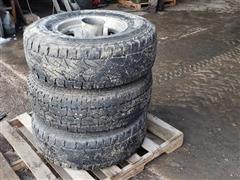 Bridgestone 265/75R Vehicle Tires