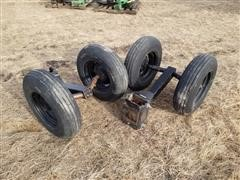 Row Hugger Gauge Wheels