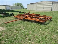 Western Land Roller 15' Sprocket Soil Packer
