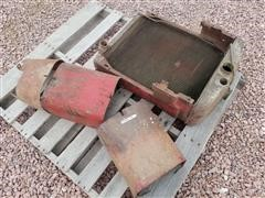 Farmall Radiator & PTO Shields