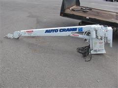 Auto Crane For Pickup Truck Mount