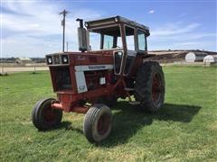 International 1066 2WD Tractor