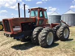 1980 Allis-Chalmers 8550 4WD Tractor
