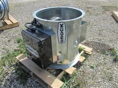 "2013 Brock AXH24-LP 24"" Axial Bin Heater"