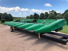 2001 John Deere 894 Corn Head