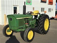 1974 John Deere 830 2WD Utility Tractor
