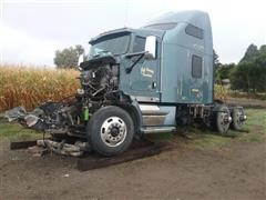 2008 Kenworth T/A Truck Tractor
