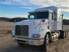 1999 International Eagle 9400 T/A Truck Tractor