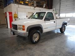 1999 GMC 2500 SL 4x4 Pickup