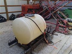 Fimco 200 Gallon 36' Boom Sprayer Tank