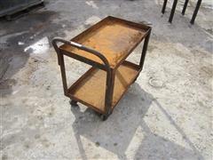 Parts Cart On Castors