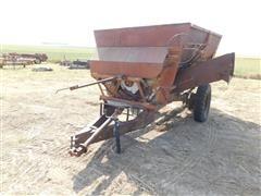 BJ Feeder Mixer Wagon