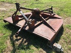 Bush Hog 3-Pt Mounted 7' Rotary Shredder