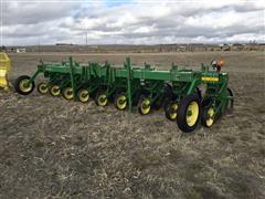 John Deere 886 8 Row Cultivator