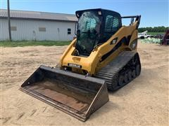 2009 Caterpillar 297C 2-Speed Compact Track Loader
