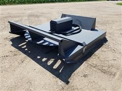 2020 Wolverine 6' Wide Rotary Mower Skid Steer Attachment