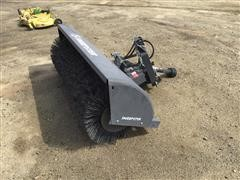 Sweepster M24C6A Tractor Mounted 3-Pt Sweeper