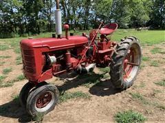 1952 International Super C 2WD Tractor