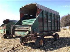 Schwartz 14' Forage Wagon