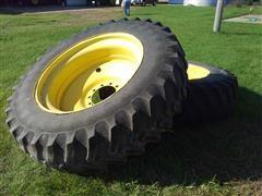 Firestone 18.4R42 Tires/Rims