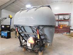MonTag Bulk Dry Fertilizer Tank