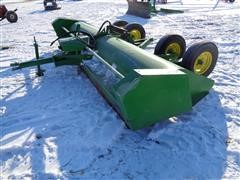 John Deere 27 14' Pull Type Shredder