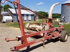 Hesston 2000-150 Forage Cutter & Heads