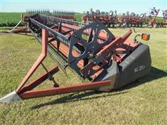 1991 Case IH 1020 Flex Head Header