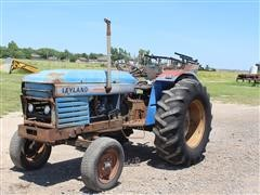 Leyland 262 2WD Tractor